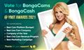 Vote for BongaCams and BongaCash @ YNOT Awards 2021!