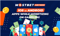 Comparison of IOS and Android apps while monetizing on gambling