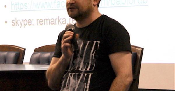 Дмитрий Шахов:  «Практическое применение методик контент-маркетинга»