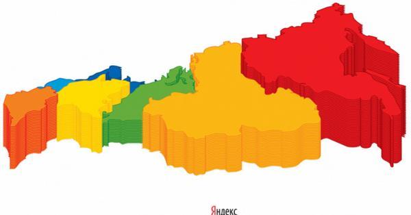 Яндекс о развитии интернета в России в 2015 году