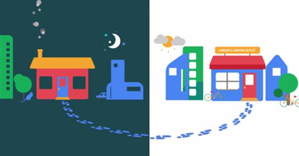 Google расширит доступ к функции учёта посещений магазинов в AdWords