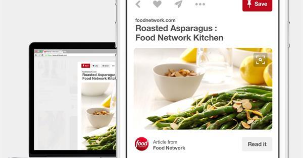Pinterest сменил название кнопки «Pin It» на «Сохранить»