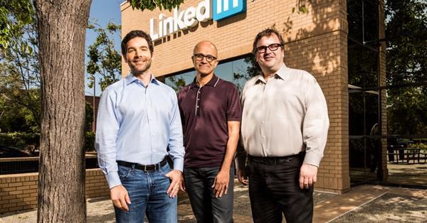 Microsoft покупает LinkedIn за $26,2 миллиарда