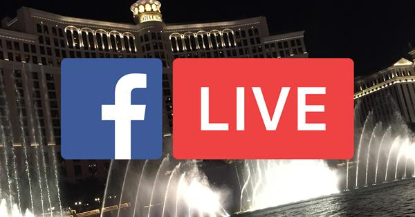 Видеотрансляции в Facebook станут более интерактивными