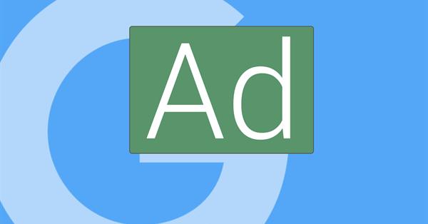 Google будет помечать рекламные объявления зелёными ярлыками