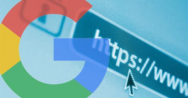 Доля HTTPS-подключений в Chrome на десктопах превысила 50%