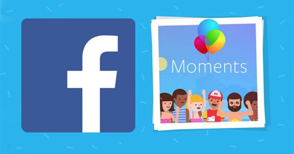 Facebook принуждает пользователей к установке приложения Moments?