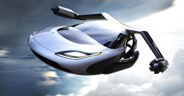 Ларри Пейдж финансирует создание летающих автомобилей