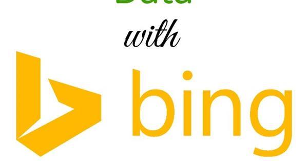 Bing Predicts станет крупным поставщиком данных для бизнеса