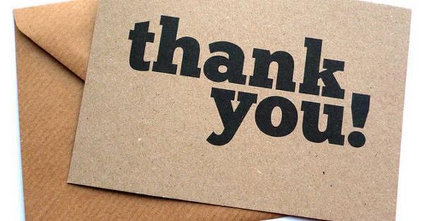 Триггерные письма: как не надо говорить «спасибо»