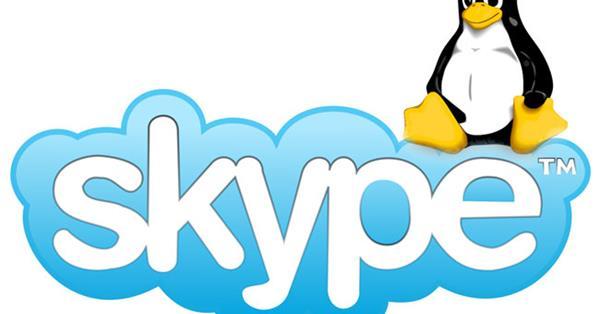 Microsoft обновил Skype для Linux и Chrome
