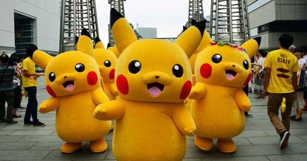 Pokemon Go зарабатывает $10 млн в день