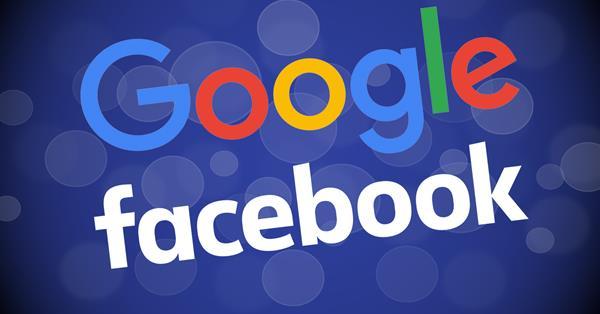 Google и Facebook возьмут под контроль 63% рынка интернет-рекламы в США