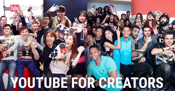 YouTube  выводит программу по развитию сообщества креаторов на новый уровень