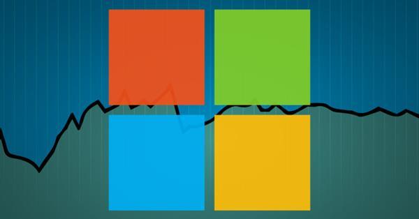 Стоимость акций Microsoft выросла на 3,5% после оглашения квартальных результатов