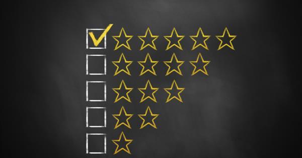 AdWords тестирует новый формат рейтингов в объявлениях