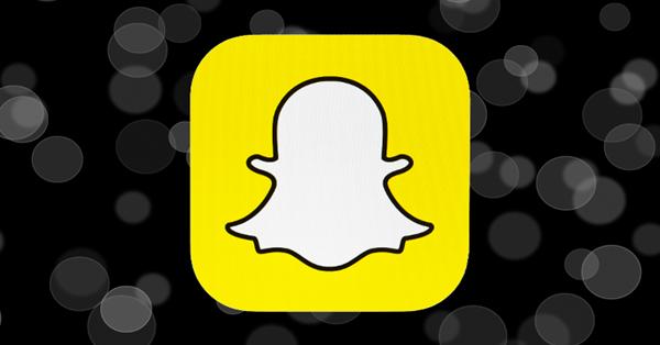 В Snapchat появились геостикеры