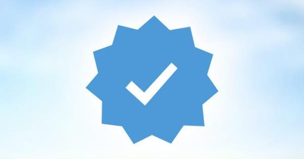В Twitter подтверждено 190 тысяч профилей