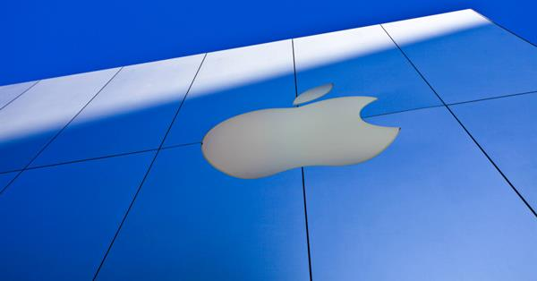 Квартальная выручка Apple сократилась на 14,6% год к году