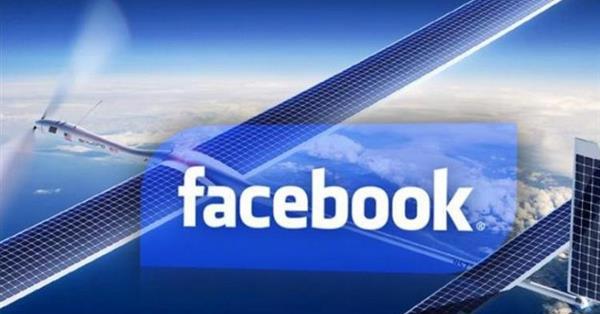 Facebook провела первый тестовый полет беспилотника Aquila