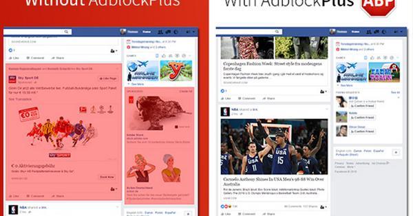 Facebook и AdBlock Plus – быть или не быть рекламе в соцсети?