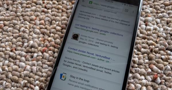 Google уведомит об упоминании имени пользователя в интернете