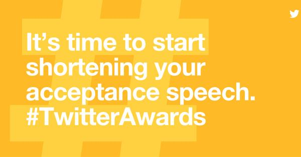 Twitter наградит лучших рекламодателей года