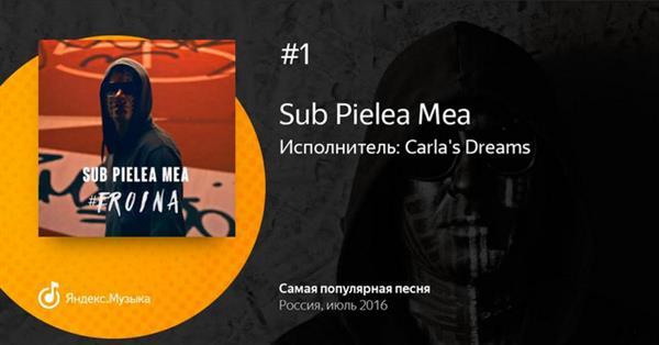 Яндекс.Музыка определила, что слушают этим летом в России