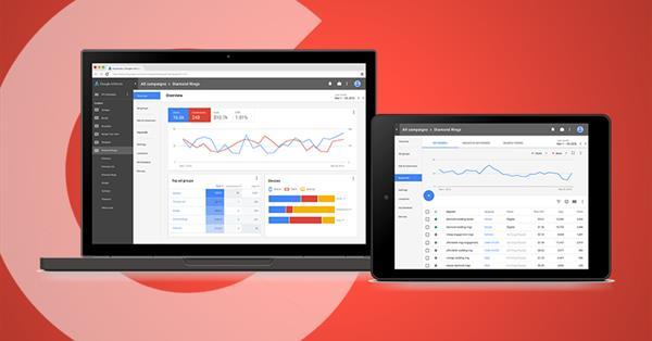 Google начал тестировать новый интерфейс AdWords