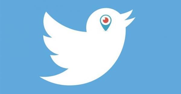 Видео Periscope воспроизводится во встроенных твитах