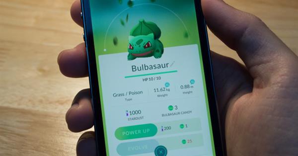 Pokemon Go заработала $200 млн за месяц с момента запуска