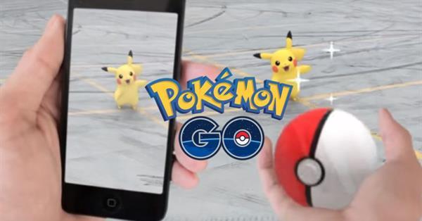 Pokemon Go стала доступна в России
