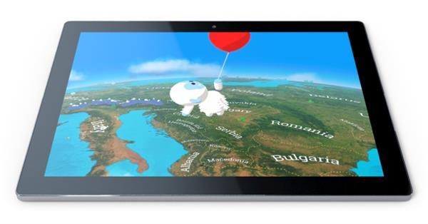 Google разработал 3D-приложение для детей на основе Карт