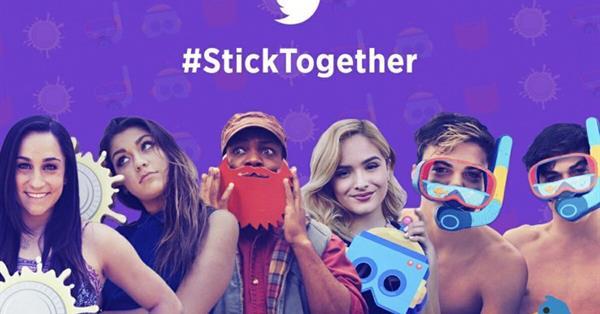 Twitter запустил стикеры для всех пользователей