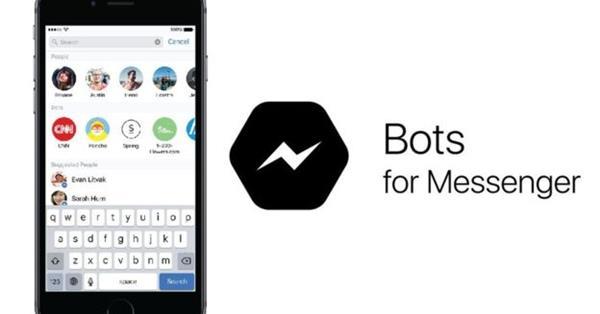 Facebook Messenger позволил ботам рассылать промо-сообщения