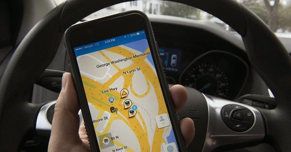 Google составит конкуренцию Uber и Lyft