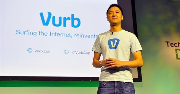 Snapchat покупает рекомендательный сервис Vurb