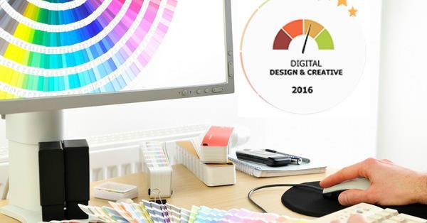 Объявлены результаты Рейтинга Digital Design & Creative 2016