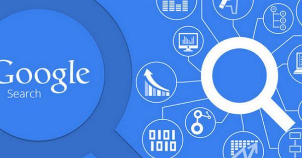 Параметры URL страницы поисковой выдачи Google