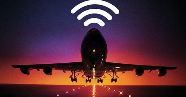 Российские спутники смогут обеспечивать интернет на борту самолетов