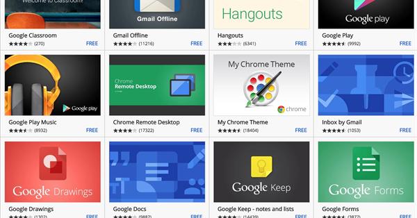 Google отключит поддержку приложений в Chrome на Windows, Mac и Linux
