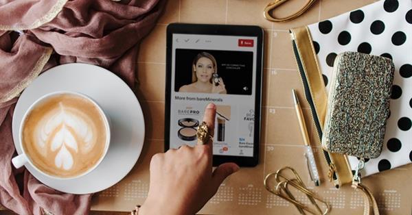 Pinterest запустил новый формат рекламы – Promoted Video