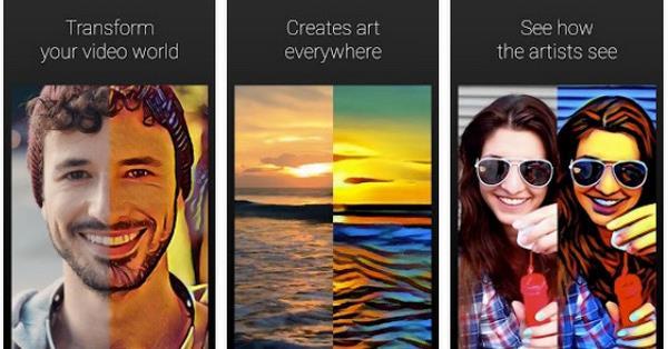 Artisto вошло в десятку самых популярных приложений американского App Store