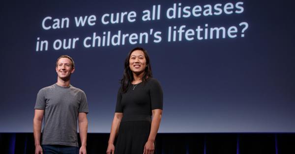 Фонд Марка Цукерберга инвестирует $3 млрд в борьбу с болезнями