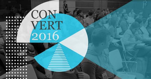 Конференция CONVERT.2016 пройдет в Екатеринбурге 25 ноября