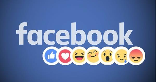 Facebook тестирует обновлённые «реакции»