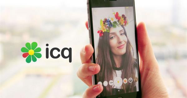 ICQ запускает маски в видеозвонках