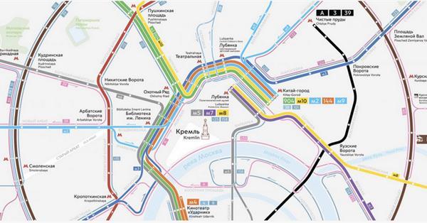 Маршруты «Магистрали» появятся в Яндекс.Транспорте