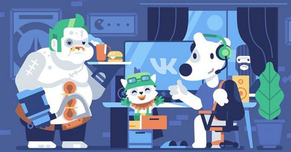 ВКонтакте запускает стриминговый сервис для геймеров