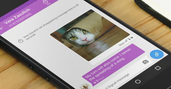 Безопасный мессенджер Signal получил $50 млн от сооснователя WhatsApp